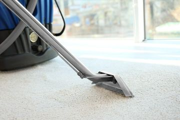Carpet Steam Cleaning by SunBreeze Cleaning Services LLC
