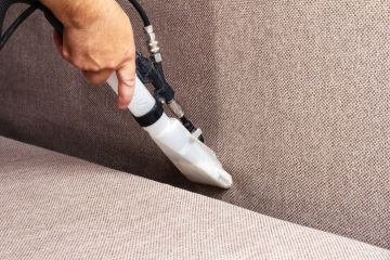 Welcome Sofa Cleaning by SunBreeze Cleaning Services LLC